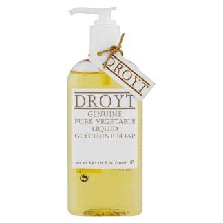 DROYT liquid Soap with glycerine 250ml