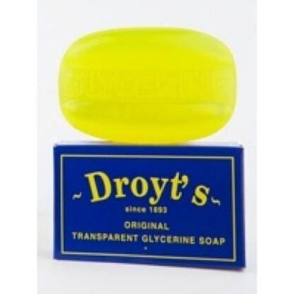 DROYT Unperfumed Glycerine Soap - 100g