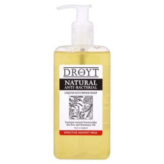 DROYT anti-bacterial liquid soap 500ml