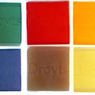 Square Glycerine Soap 100g
