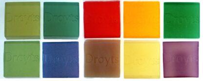 Square Glycerine Soap 100g