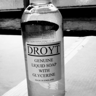 DROYT liquid Soap with glycerine 500ml refill